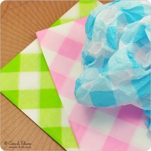 Seidenpapier Kar