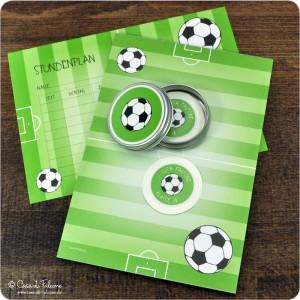 Schulanfang Starterset Fussball