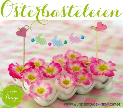 Osterbasteleien