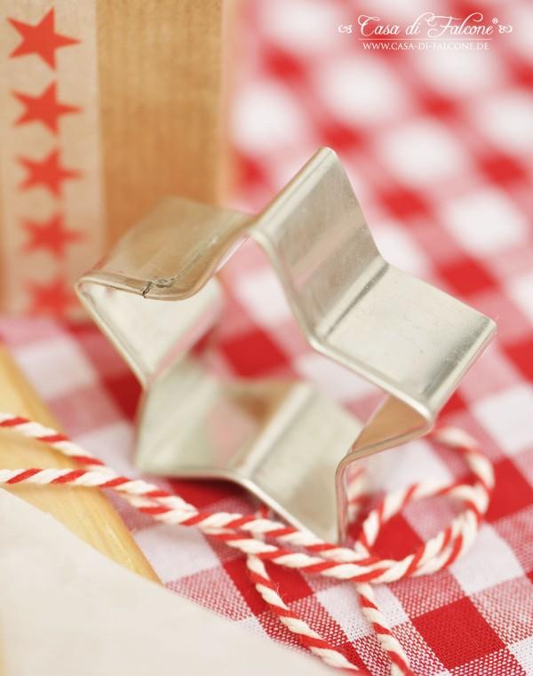 Keksausstecher I Weihnachtsbäckerei I Casa di Falcone