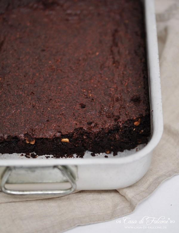 brownies Backmischung Rezept & Verpackungsidee I Casa di Falcone