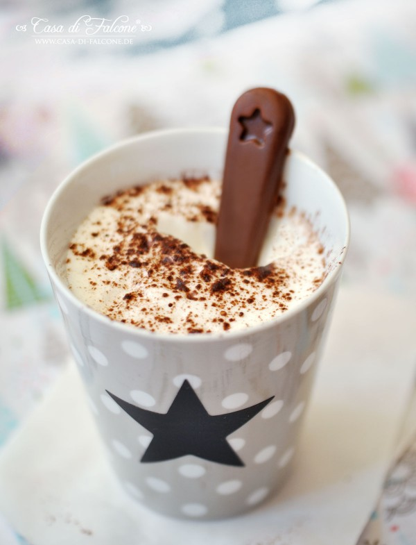 Schokolöffel I Heisse Schokolade I Geschenke aus der Küche I homemade gift I Casa di Falcone