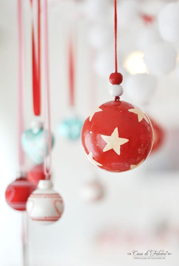 Weihnachtliche Casa I Adventsdeko I Adventskranz I Casa di Falcone