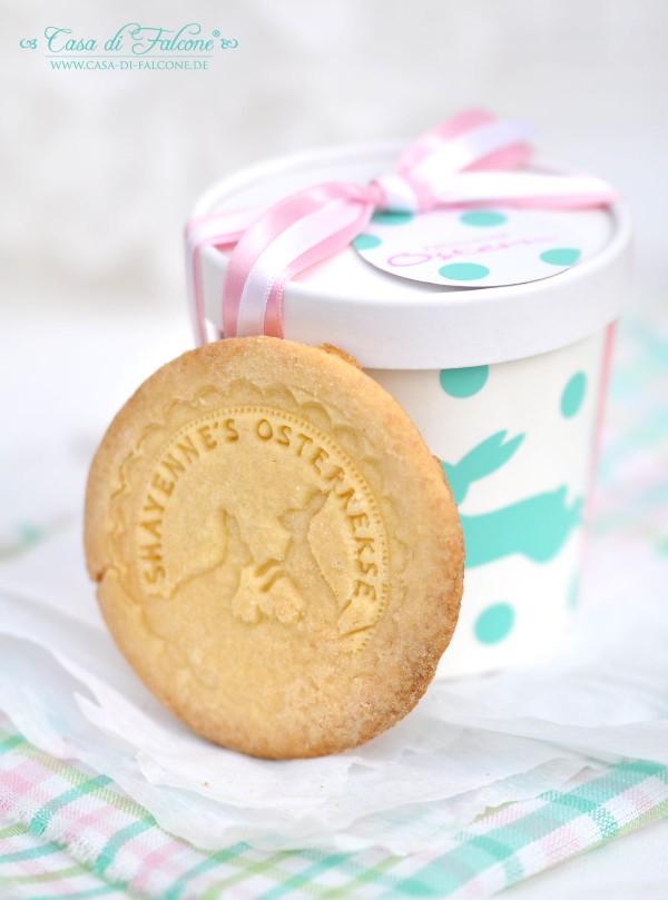 Keksverpackung I Osterkekse I Stempelkekse I Keksstempel I cookie stamp I Casa di Falcone