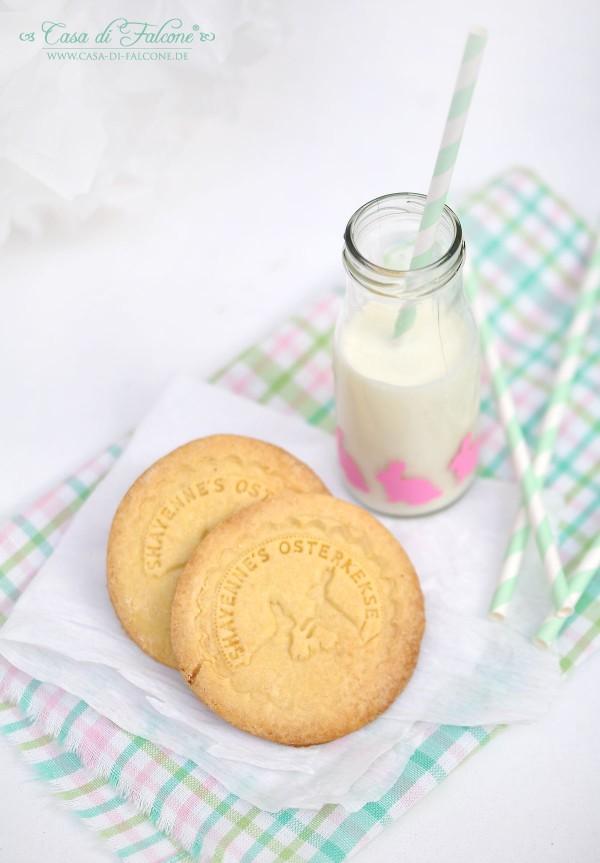 Osterbäckerei I Osterkekse I Keksstempel I cookie stamp I Casa di Falcone