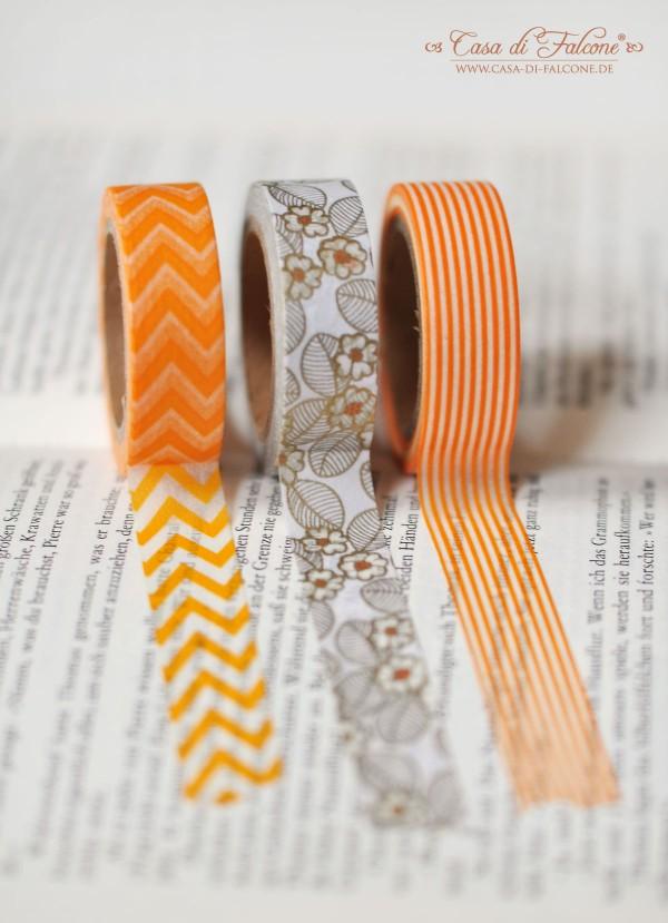Masking Tapes I Verpackungsidee I Geschenke aus der Küche I Casa di Falcone