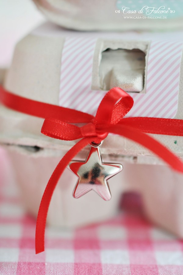 Eierbox I Schachtel für Mini Cupcakes I Casa di Falcone