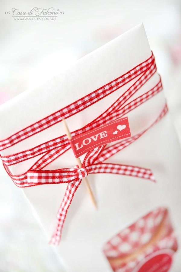 Verpackung Valentinstag I Casa di Falcone