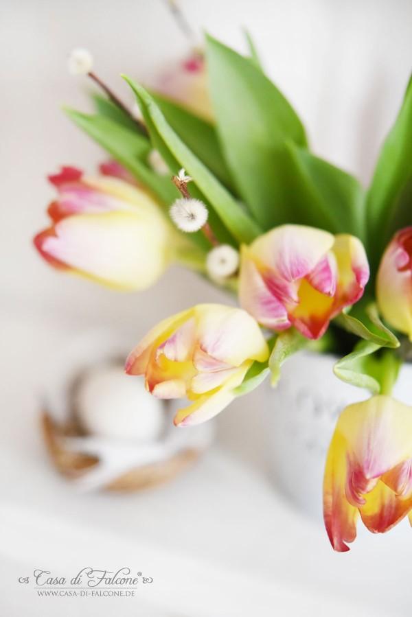Tulpen I Osterdeko I Casa di Falcone