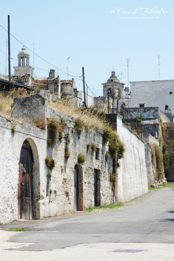 Bella Italia I Apulien I Laterza I Casa di Falcone auf Reisen