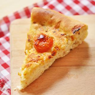 Foccacia mit Tomaten
