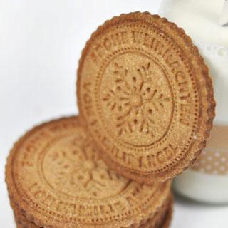 zimtig-würzige Kekse