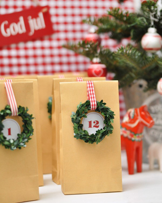 Adventskalender No. 11 – schwedische Weihnachten