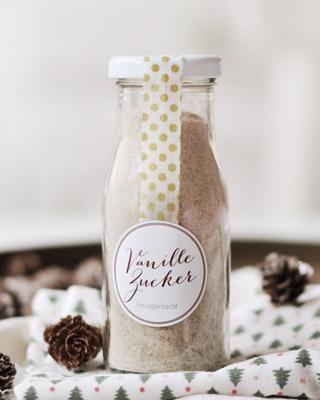 Vanillezucker hausgemacht Rezept