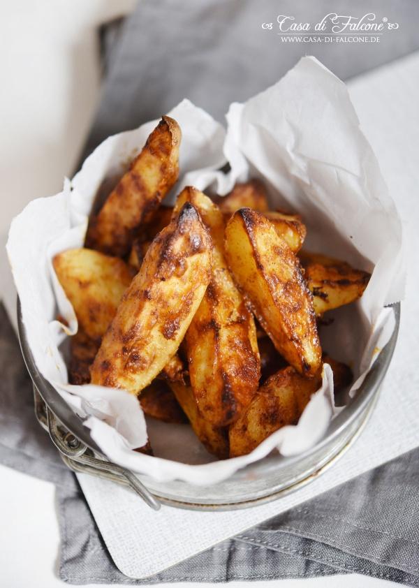 Parmesan-Kartoffeln Rezept I Casa di Falcone