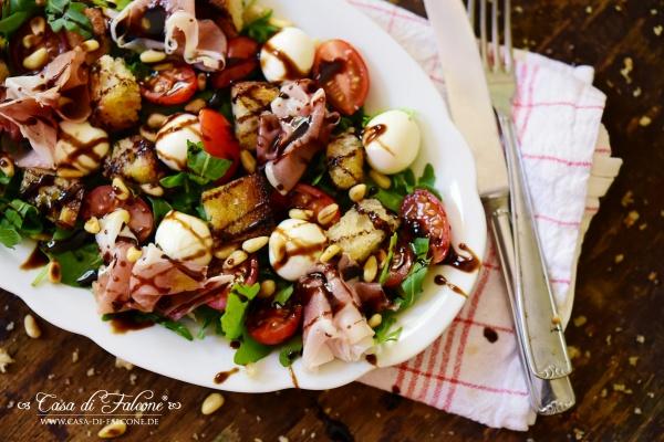 Tomaten-Mozarella Salat Rezept